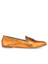 Балетки Attilio Giusti Leombruni D538056 100% кожа ягненка Оранжевый Италия изображение 1