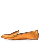 Балетки Attilio Giusti Leombruni D538056 100% кожа ягненка Оранжевый Италия изображение 2