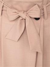 Брюки (текстиль) Peserico P04727A 69% полиэстер, 29% вискоза, 2% эластан Бежево-розовый Италия изображение 2