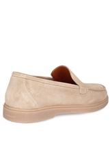 Туфли Santoni MGYA15996 100% кожа теленка Светло-бежевый Италия изображение 2