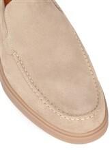 Туфли Santoni MGYA15996 100% кожа теленка Светло-бежевый Италия изображение 4