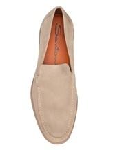 Туфли Santoni MGYA15996 100% кожа теленка Светло-бежевый Италия изображение 5