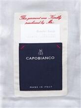 Куртка Capobianco 6M173 100% кожа Серый Италия изображение 3