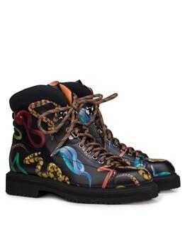 Ботинки Santoni WTWE57755