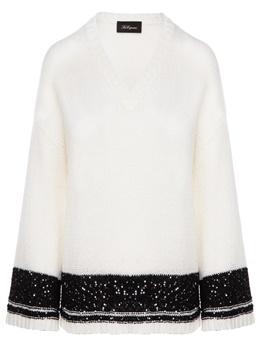 Пуловер Les Copains 0L1075