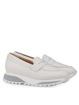 Туфли Santoni WBFL60494 100% кожа теленка Белый Италия изображение 0