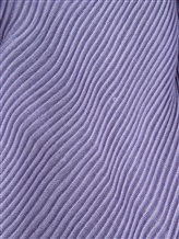 Палантин (трикотаж) Agnona AS408Y 65% кашемир, 35% шёлк Сиреневый Италия изображение 1