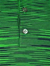 Поло Missoni MUL00020 100%хлопок Зеленый Италия изображение 2