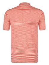 Поло Missoni MUL00020 100%хлопок Розовый Италия изображение 1