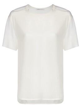 Блузка (текстиль) Agnona T4020Y