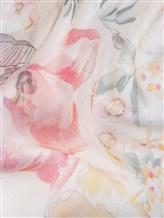 Палантин (текстиль) Faliero Sarti 2088 64% модал, 24% купра, 7% кашемир, 5% полиэстер Натуральный Италия изображение 1