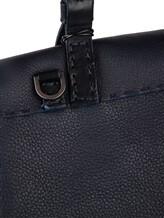 Сумка Henry Beguelin BU3600 100% кожа быка Темно-синий Италия изображение 4