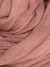 Палантин (текстиль) Agnona AS515Y 100% кашемир Грязно-розовый Италия изображение 1