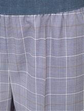 Брюки (текстиль) Agnona 79010Y 98% шерсть, 2% эластан Голубой Италия изображение 2