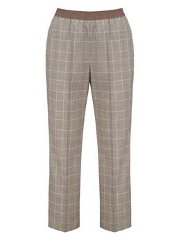 Брюки (текстиль) Agnona 79010Y