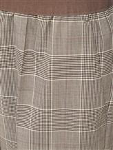 Брюки (текстиль) Agnona 79010Y 98% шерсть, 2% эластан Серый Италия изображение 2
