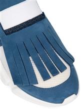 Кроссовки Lorena Antoniazzi LP35107S4 100% Нубук Бело-голубой Италия изображение 3