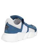 Кроссовки Lorena Antoniazzi LP35107S4 100% Нубук Бело-голубой Италия изображение 4
