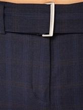 Брюки (текстиль) Peserico P04661H00A 100% шерсть Темно-синий Италия изображение 2