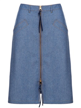 Юбка (текстиль) Agnona G4050Y