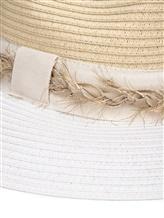 Шляпа Lorena Antoniazzi LP35123CP1 100% рафия Натуральный Италия изображение 1