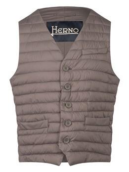 Жилет (текстильный) Herno PC0039U