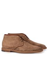 Ботинки Santoni MCCG16515 100% кожа теленка Бежевый Италия изображение 0
