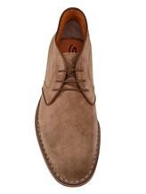 Ботинки Santoni MCCG16515 100% кожа теленка Бежевый Италия изображение 4
