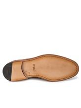 Ботинки Santoni MCCG16515 100% кожа теленка Бежевый Италия изображение 6