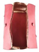 Сумка Henry Beguelin BD3815 100% кожа быка Розовый Италия изображение 6