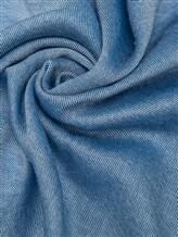Палантин (текстиль) Agnona AS508Y 85% кашемир, 15% шёлк Синий Италия изображение 1
