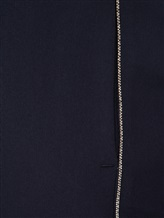 Брюки (текстиль) Peserico P04072 100% полиэстер Синий Италия изображение 2
