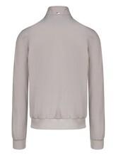 Куртка Herno GI0163U 66% полиамид, 19% хлопок, 15% эластан Светло-серый Италия изображение 1