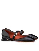 Туфли Santoni WDDT57717 100% кожа теленка Черный Италия изображение 0