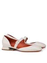 Туфли Santoni WDDT57717 100% кожа теленка Натуральный Италия изображение 0
