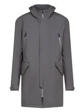 Куртка Herno PA0045U 100%хлопок Темно-серый Румыния изображение 0