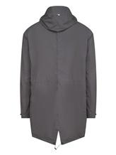Куртка Herno PA0045U 100%хлопок Темно-серый Румыния изображение 1