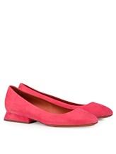 Туфли Santoni WDDT57819 100% кожа теленка Розовый Италия изображение 0