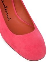 Туфли Santoni WDDT57819 100% кожа теленка Розовый Италия изображение 5