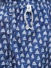Шорты Fedeli 2UE00319 100% полиэстер Синий Италия изображение 2