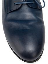 Туфли Marsell MM2231 100% кожа теленка Синий Италия изображение 1