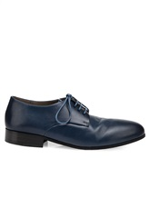 Туфли Marsell MM2231 100% кожа теленка Синий Италия изображение 2