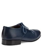 Туфли Marsell MM2231 100% кожа теленка Синий Италия изображение 3