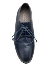 Туфли Marsell MM2231 100% кожа теленка Синий Италия изображение 6