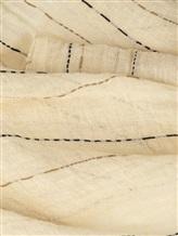 Палантин (текстиль) Lorena Antoniazzi LP35102SC1 90% лён, 10% хлопок Натуральный Италия изображение 1
