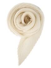Палантин (трикотаж) Agnona AS407Y 65% кашемир, 35% шёлк Натуральный Италия изображение 0