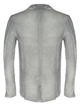 Пиджак (текстиль) AVANT TOI 219U2600 60% лён, 40% хлопок Серый Италия изображение 5