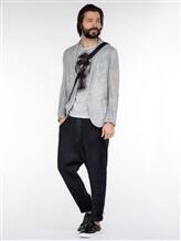 Пиджак (текстиль) AVANT TOI 219U2600 60% лён, 40% хлопок Серый Италия изображение 1