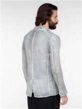 Пиджак (текстиль) AVANT TOI 219U2600 60% лён, 40% хлопок Серый Италия изображение 3