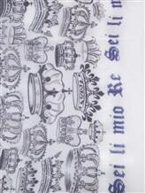 Шарф Faliero Sarti 1015 70% хлопок, 30% шёлк Натуральный Италия изображение 1
